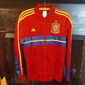 Spain/España Soccer | Adidas Track Jacket
